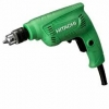 HITACHI สว่านไฟฟ้า 6.5 มม. 240 วัตต์ D6VA เขียว