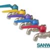 """ก๊อกบอลวาล์ว # SANWA แฟนซี 1/2"""""""