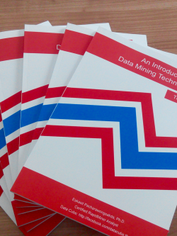 หนังสือ Introduction to Data Mining Techniques (ภาษาไทย)