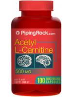 ให้พลังงานกับเซลล์สมอง (อะซีทิล แอล-คาร์นิทีน) 500 มก. | 100 แคปซูล