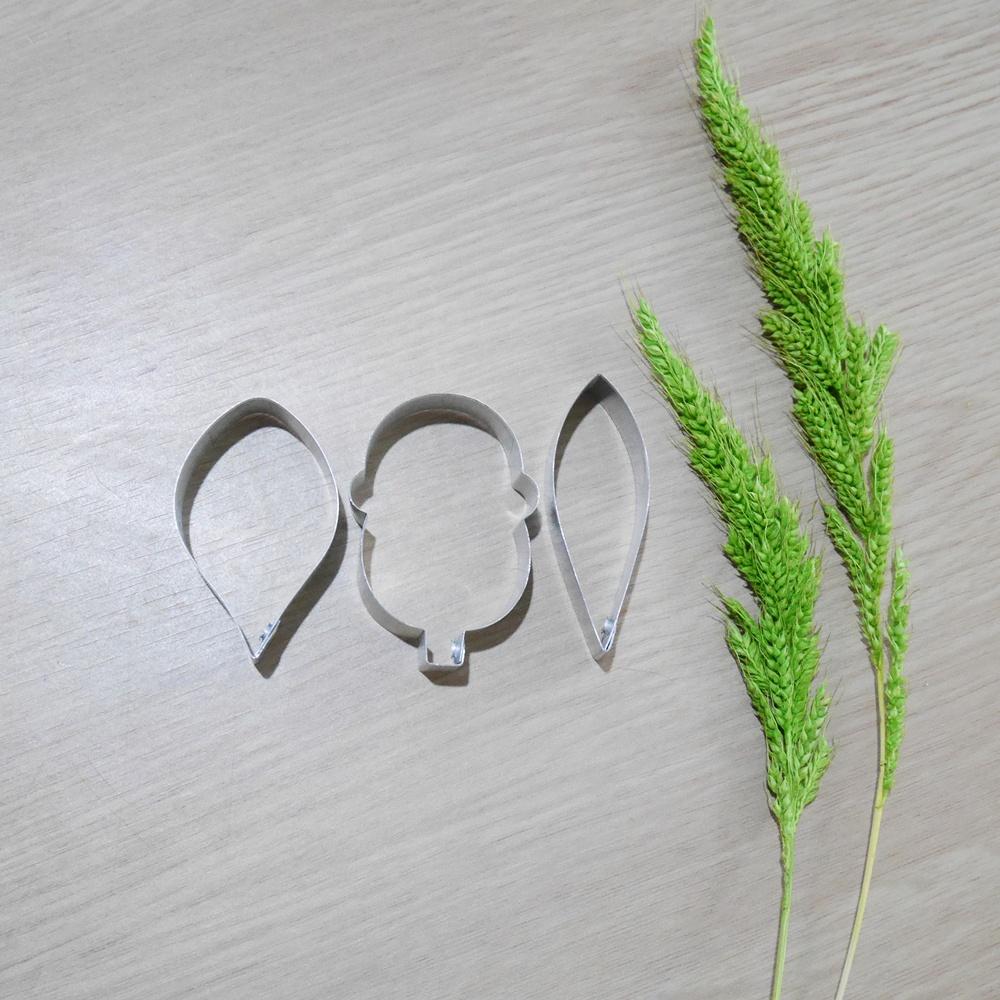 พิมพ์ตัด ดอกแคททลียาปากแตร m (C. warscewiczii m cutter)