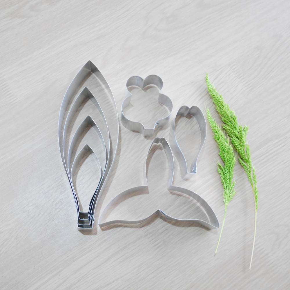 พิมพ์ตัด หวายโซเนีย (Dendrobium Sonia cutter)