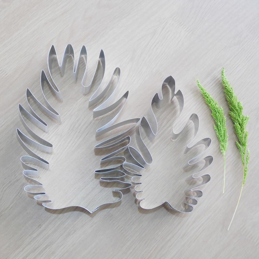 พิมพ์ตัด ใบชานาดู (Chanadoo leaf cutter)