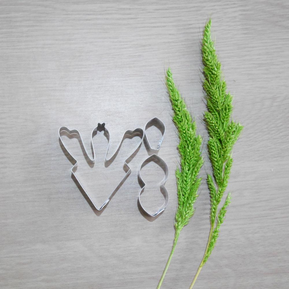 พิมพ์ตัด ดอกลอเรนเซีย (Aerides lawrenceae flower cutter)