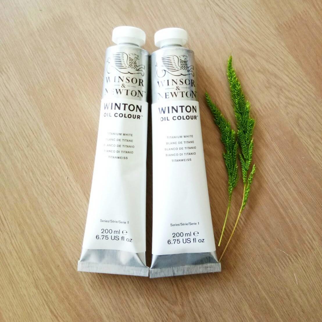สีวินเซอร์-นิวตัน 200 มิล (Winsor-Newton 200 ml.)