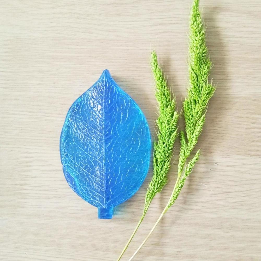 ลายเรซิ่น ใบกุหลาบ (Rose leaf mold)