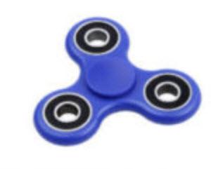 Hand Spinner สีฟ้า