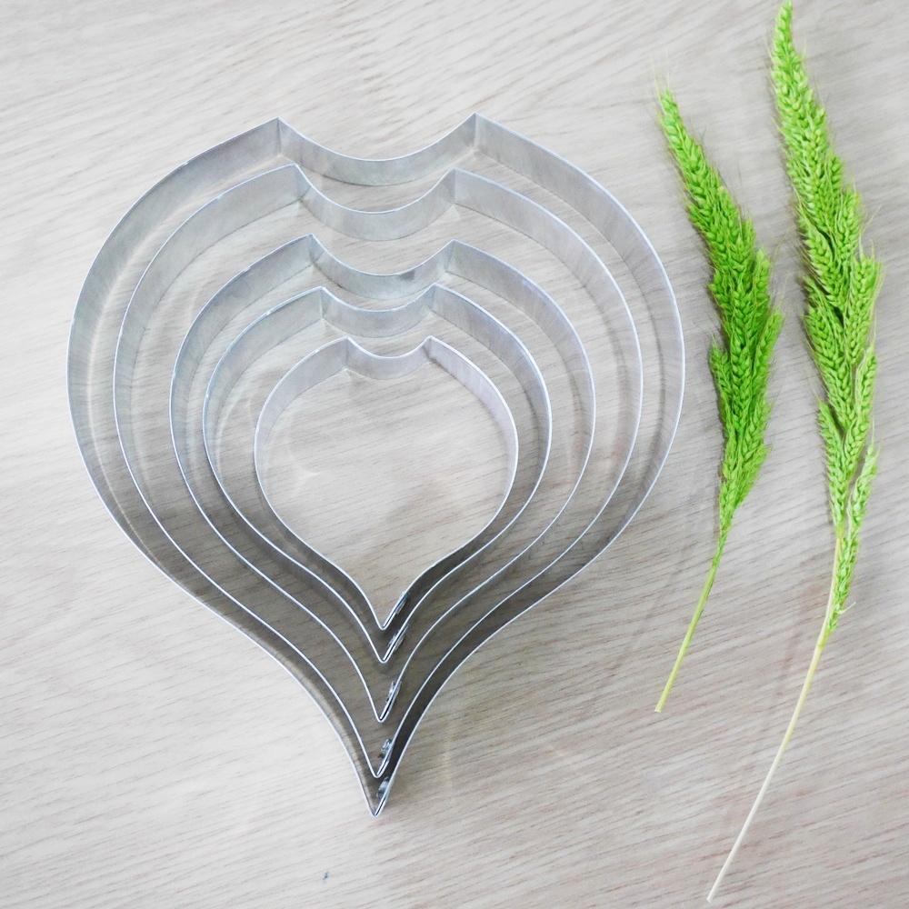 พิมพ์ตัด ดอกคาล่า L (Calla flower L cutter)