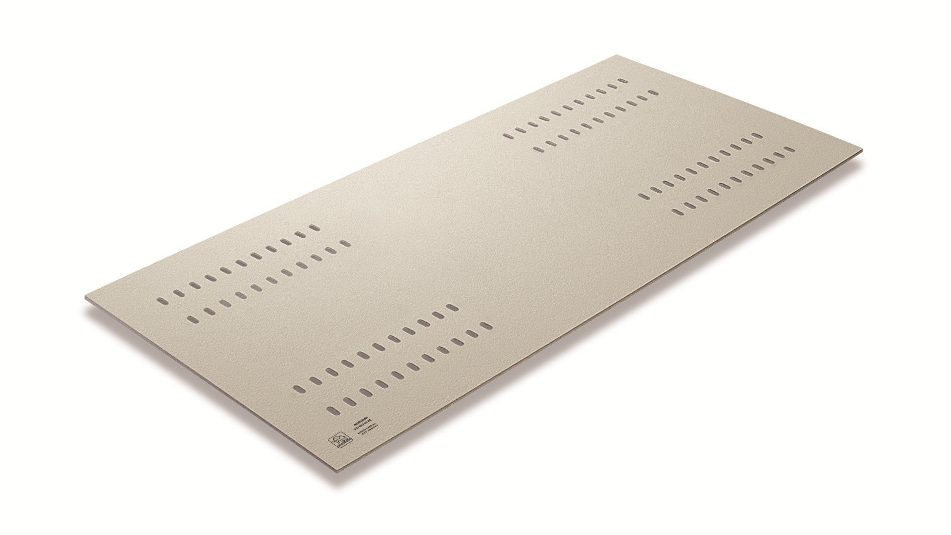 สมาร์ทบอร์ด เอสซีจี รุ่นระบายอากาศ ขนาด 60X120X0.4 ซม. สีซีเมนต์