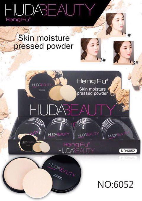 แป้งพัฟ Huda Beauty 1 กล่อง