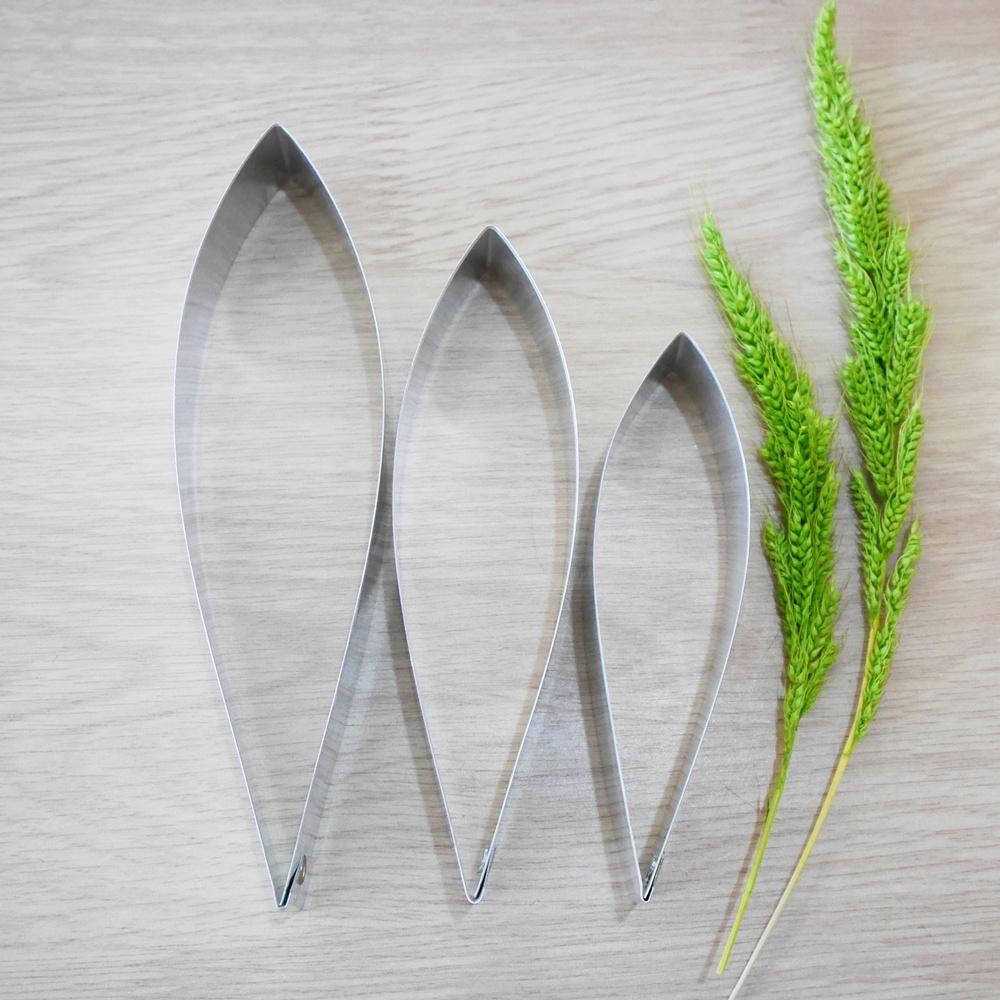 พิมพ์ตัด ใบไผ่สีทอง(Golden bamboo Leaf) cutter)