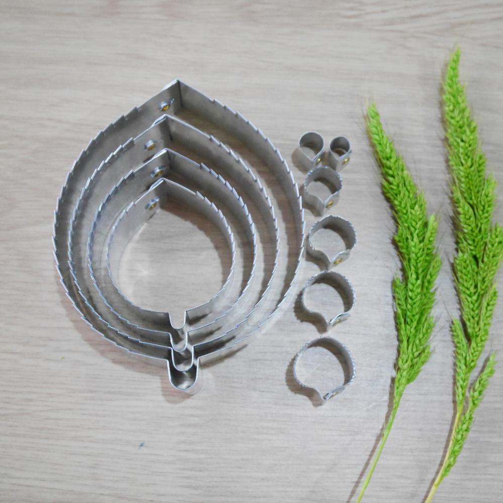 พิมพ์ตัด ไฮเดรนเยีย M (Hydrangea M cutter)