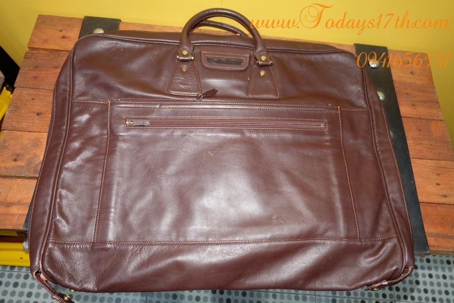 กระเป๋าหนังแท้ใส่สูท Porter