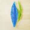 ลายเรซิ่น ใบทิวลิป (Tulip leaf mold)