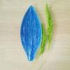 ลายเรซิ่น ใบหวาย (Dendrobium leaf mold)