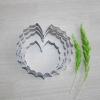 พิมพ์ตัด ใบบัวสาย L (Water Lilly Leaf L cutter)