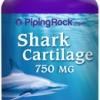รักษาโรคข้อเสื่อม ยับยั้งเซลล์มะเร็ง (กระดูกอ่อนปลาฉลาม) 750 mg | 150 แคปซูล
