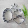 พิมพ์ตัด กล็อกซีเนีย (Gloxinia cutter)