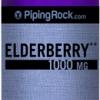 ต้านเชื้อไวรัส โรคหวัด มะเร็ง (เอลเดอร์เบอร์รี) 1000 mg | 100 แคปซูล