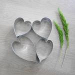 พิมพ์ตัด หน้าวัว M (Anthurium M cutter)