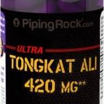 รากปลาไหลเผือก (Tongket Ali) 420 มก.|120 แคปซูล