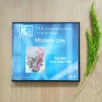 วีซีดีสาธิตการประดิษฐ์ดอกไม้จากดิน (จับก๊วนแดง)