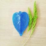 ลายเรซิ่น ใบหน้าวัว S (Anthurium leaf S mold)