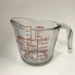 ถ้วยตวงของเหลว anchor ขนาด2ถ้วย 500มิลลิลิตร
