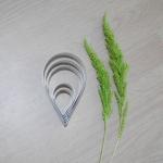 พิมพ์ตัด ลีลาวดี M (Plumeria M cutter)