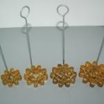 พิมพ์ดอกจอก ทองเหลือง เบอร์ 5 เส้นผ่านศูนย์กลาง 6.5 ซม.