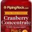 ระบบทางเดินปัสสาวะให้ปกติ (Ultra Triple Strength Cranberry 15,000 มก. Plus C) 15,000 mg | 90 แคปซูล
