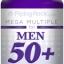 วิตามินและแร่ธาตุรวม สำหรับผู้ชายอายุ 50+ ( MEN 50+'S MEGA MULTIPLE ) 100 แคปเล็ทเคลือบ