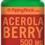 ภูมิแพ้ ลดการติดเชื้อหวัด (อะเซโลรา เบอร์รี่) 500 mg | 60 แคปซูล