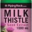 ขับสารพิษ บำรุงตับ ( Milk Thistle ) สารสกัดจากเมล็ดมิลค์ ทิสเทิล 1000 mg.   200 แคปซูล