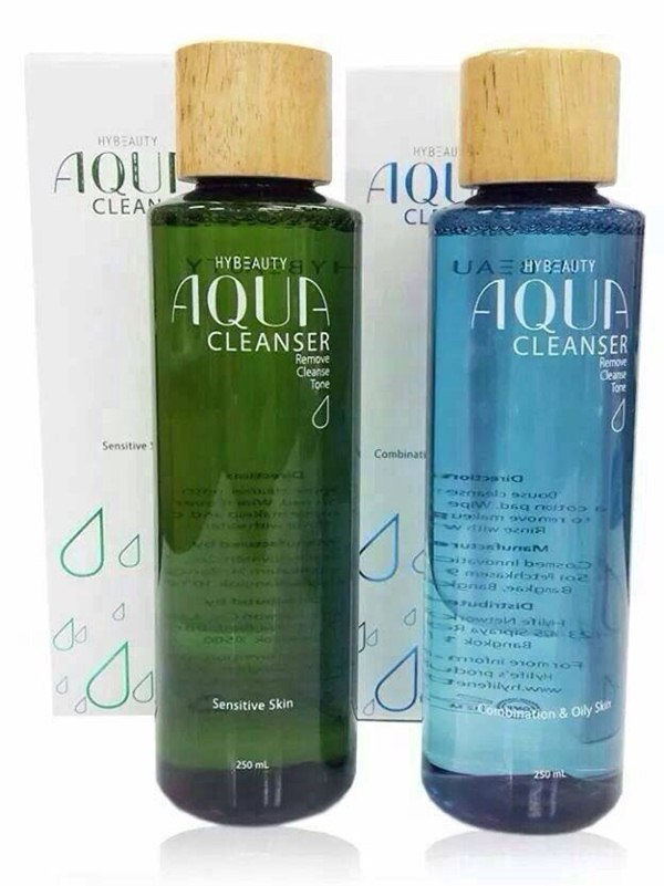 HyBeauty Aqua Cleanser ไฮบิวตี้ อควา เคลนเซอร์