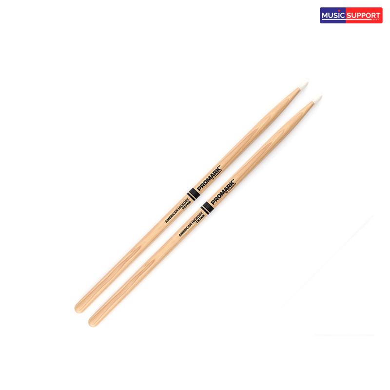 ไม้กลองPromark TX7AN Hickory 7A Nylon Tip Stick