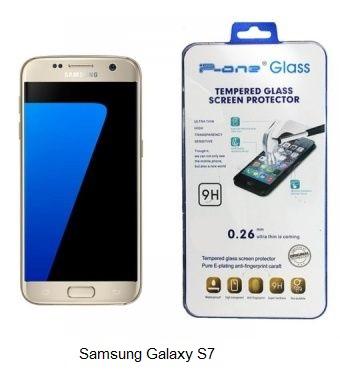 P-one ฟิล์มกระจก Samsung Galaxy S7