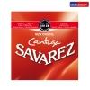 สายกีต้าร์คาสสิกSAVAREZ (C) 510CR-CRISTAL CANTIGA RED NT