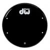 หนังกลอง DW Drum 20 Inch Gloss Black Bass Drum Head