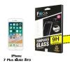 Focus FF ฟิล์มกระจกนิรภัย iPhone 7 Plus เต็มจอ สีขาว