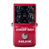 ์เอฟเฟคเบส Nux Scream Bass overdrive effects