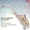 อัลโต้แซกโซโฟน Symphony Alto Saxophne JYAS-E100