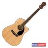 กีต้าร์โปร่งไฟฟ้า Fender CD-60SCE NATURAL