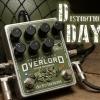 เอฟเฟ็คกีตาร์ไฟฟ้า Electro-harmonix Overlord Allied Overdrive