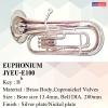 ยูโฟเนียม Symphony JYEU-E100/Nickel plate