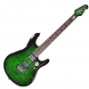 กีต้าร์ไฟฟ้า Sterling by Music Man JP100D Trans Green Burst