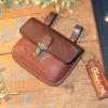 กระเป๋าหนังแท้เหน็บเข็มขัด