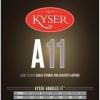 Kyserสายกีตาร์โปร่งชุด-A11