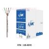 US-9015 สายแลน CAT 5E UTP CMR สีขาว (305เมตร)