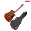 กีต้าร์โปร่งไฟฟ้า Fender CD-140SCE ALL MAHOGANY W/CASE